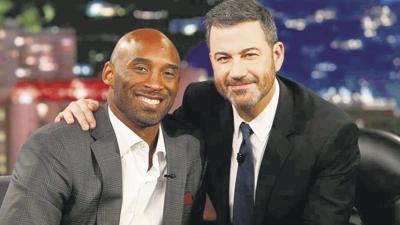 Kimmel remembers Kobe