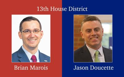 13th House District candidates / wrap