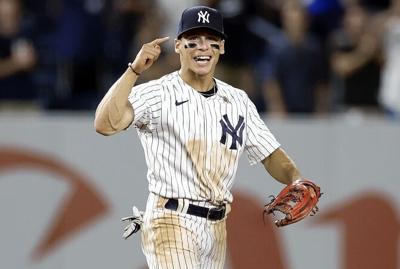 Yankees sweep Red Sox