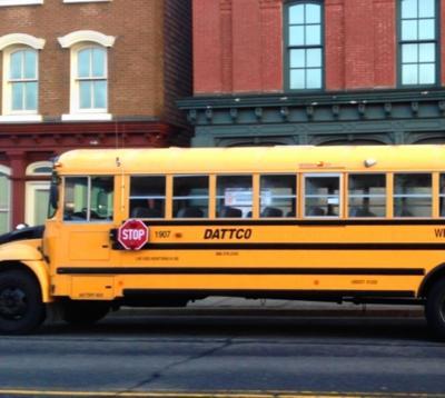 file school bus
