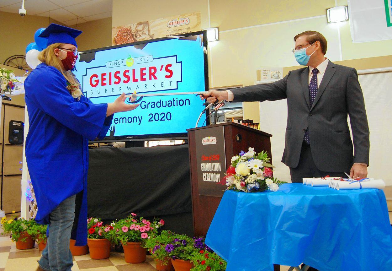 Geissler's graduates