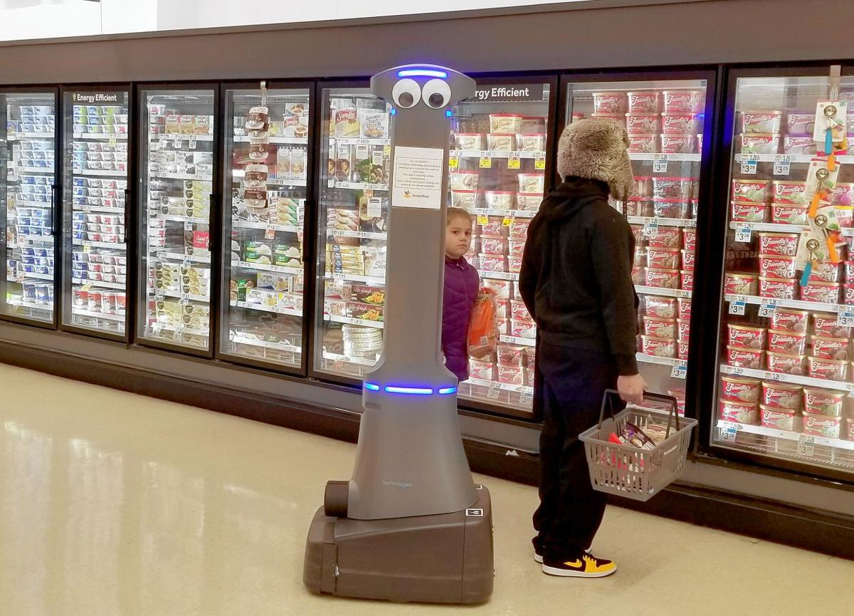 Robot rollout: Stop & Shop will bring automaton to a store