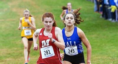 Manchester's Hedlund wins CCC girls cross country title