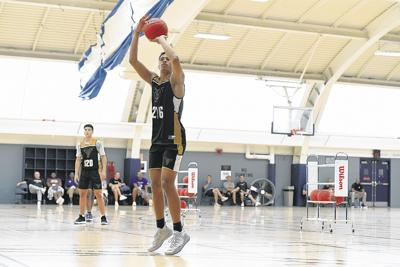 EC's Knowling revels in Storrs NCAA experience