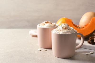 Homemade Pumpkin Spice Creamer (for your Lattes!)