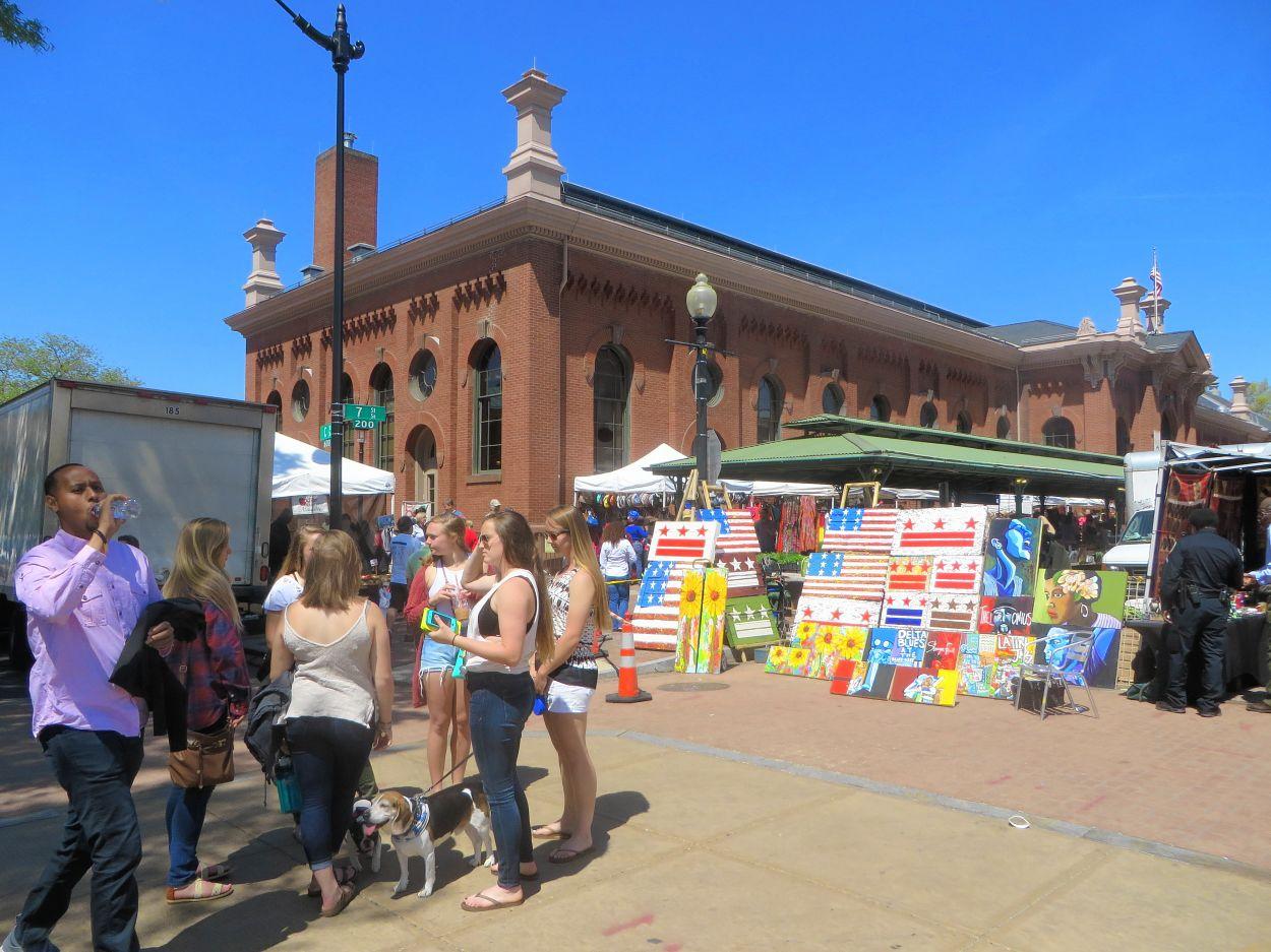 Eastern Market in Washington, D.C.
