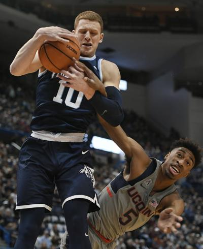 Villanova has upper hand in recent rivalry with UConn