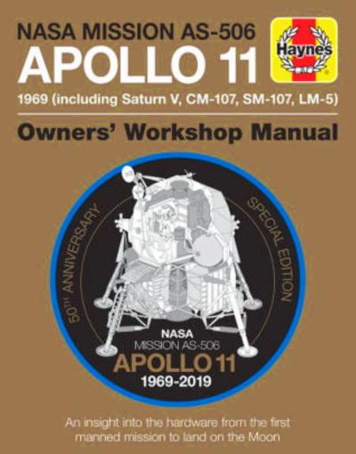 Books: Apollo 11 'manual' is great way to mark 50th anniversary of moon landing