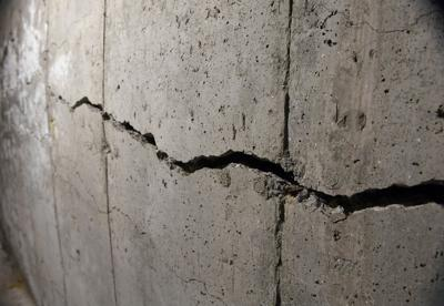file crumbling concrete foundations