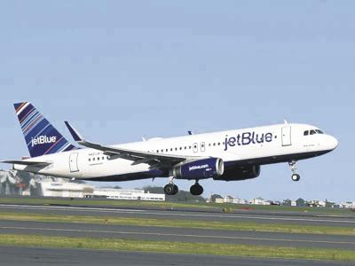 JetBlue increases order for Pratt engines