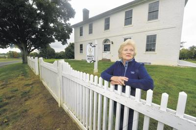 Historic Pinney House remains in limbo