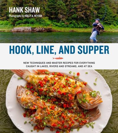 Hook Line and Supper cover