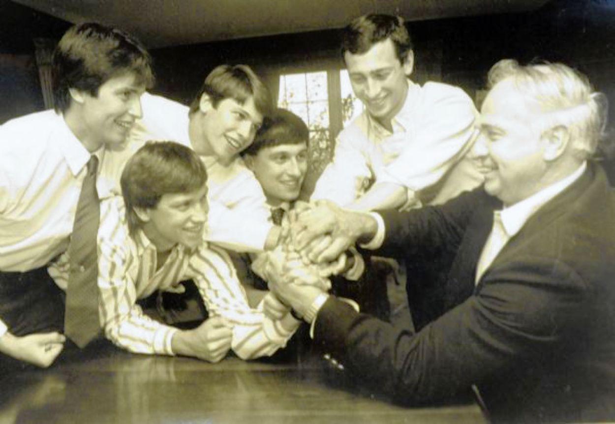 Longtime Windsor Locks soccer coach Danny Sullivan dies