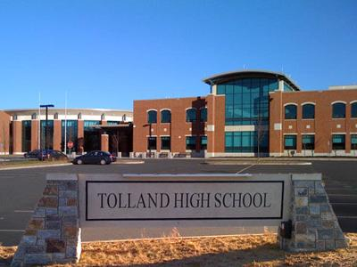 Tolland prepares schools for students' return to the classroom