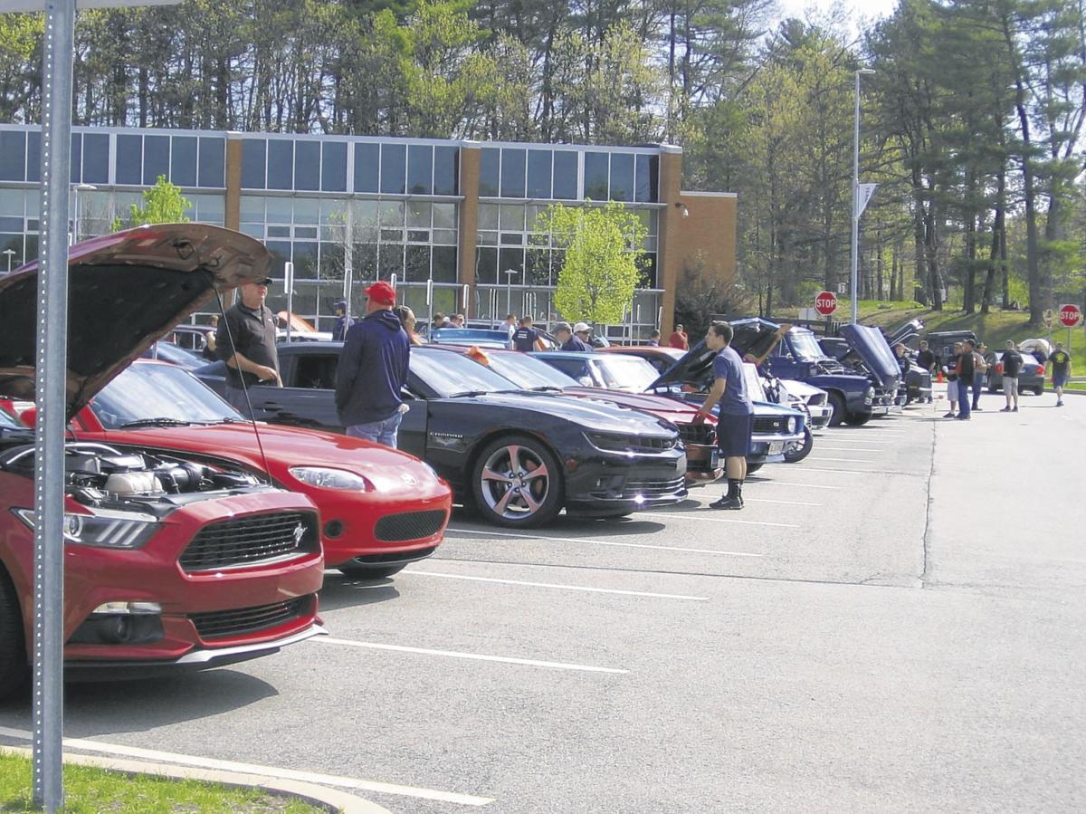 Cheney Tech Car Show Slated For Sunday Connecticut Region - Car show sunday