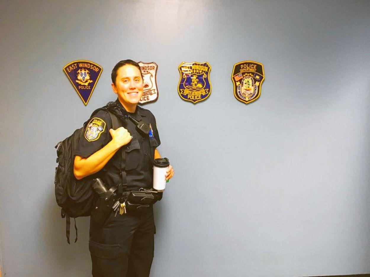 Officer Tamrah Stepien
