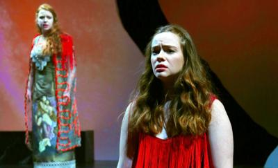 Storyline, characters in CT Rep's 'If We Were Birds' overwhelmed by play's message