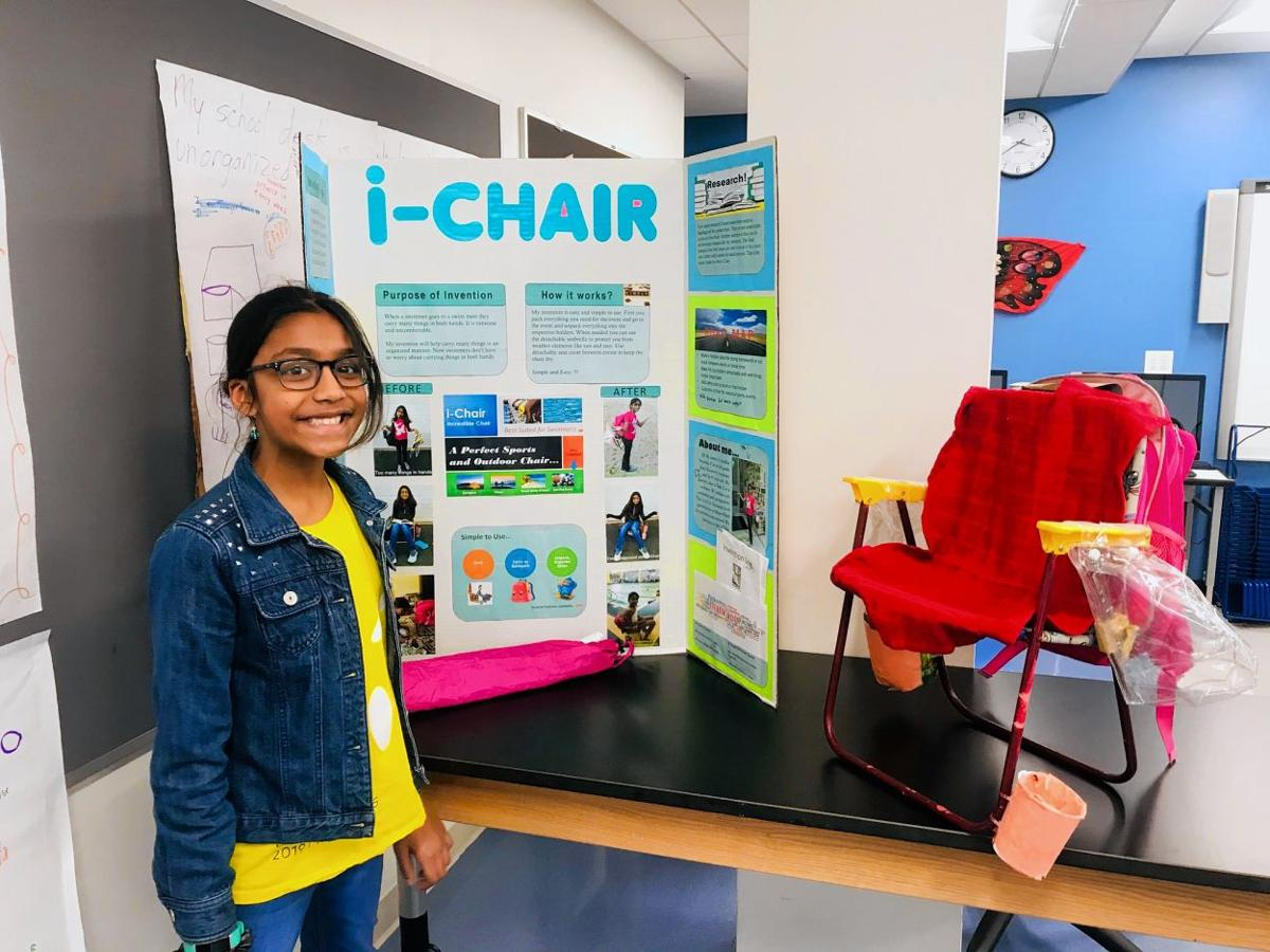 Nine area students honored by Connecticut Invention Convention