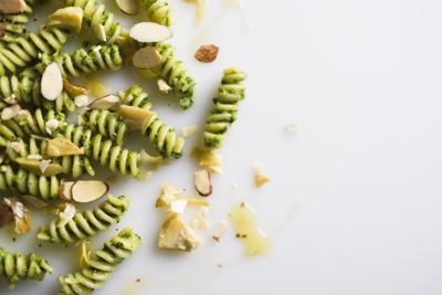 Fusilli-Herbs-Artichoke