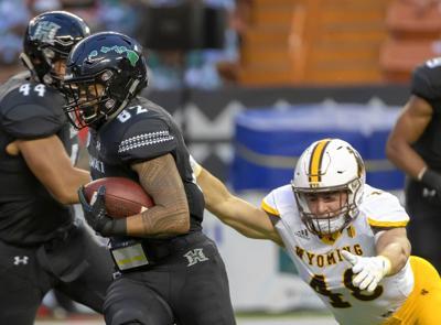 Wyoming Hawaii Football