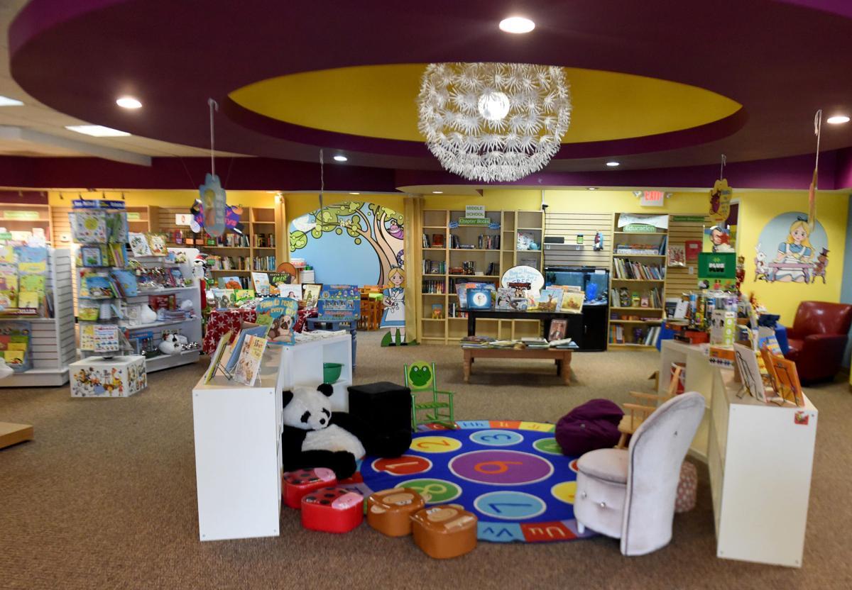 Vernon bookstore