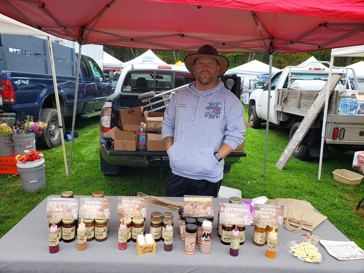 MEET THE VENDORS: Desire to perfect a family jam recipe becomes a business empire