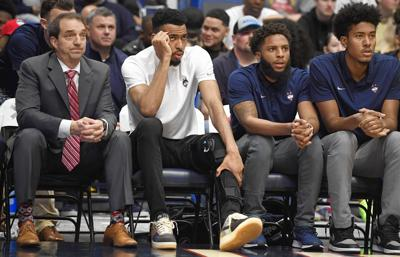 UConn loses Polley for season