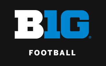 Big 10 Football logo