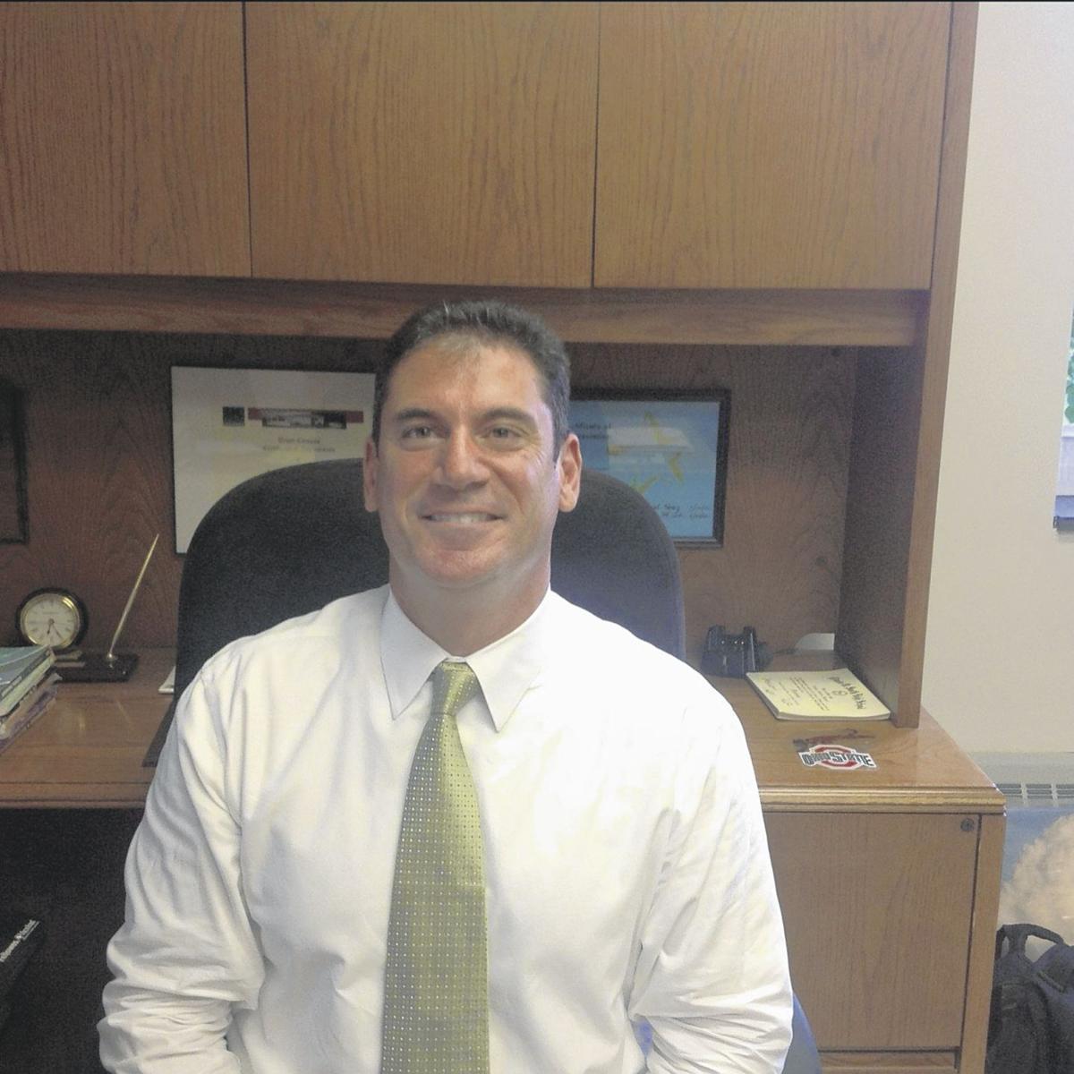 E.O. Smith High School principal