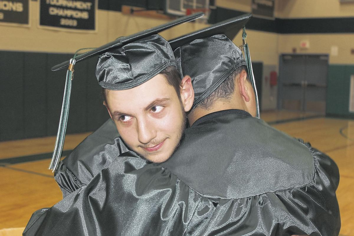 Cheney Tech graduation