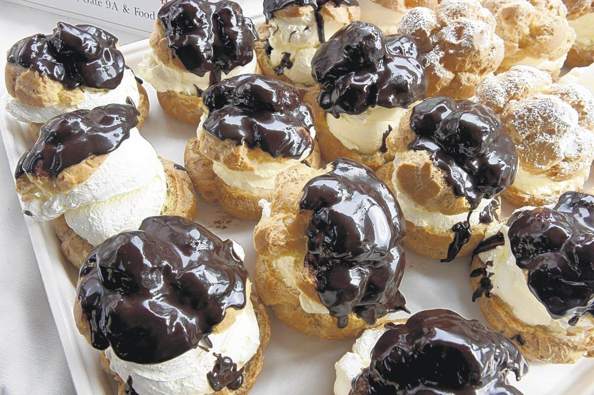 Cream puff improved