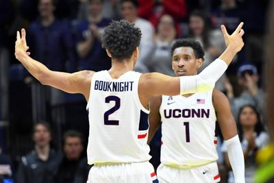 Bouknight a believer for UConn