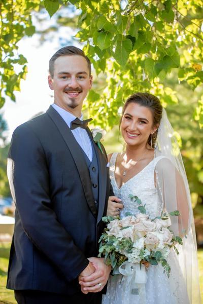 Wedding:  Shaughnessy & Frank
