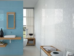 Fall ceramic tile trends go bold and beautiful