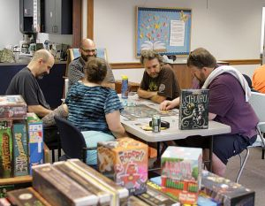 A level playing field: Manchester library taps into board-game trend