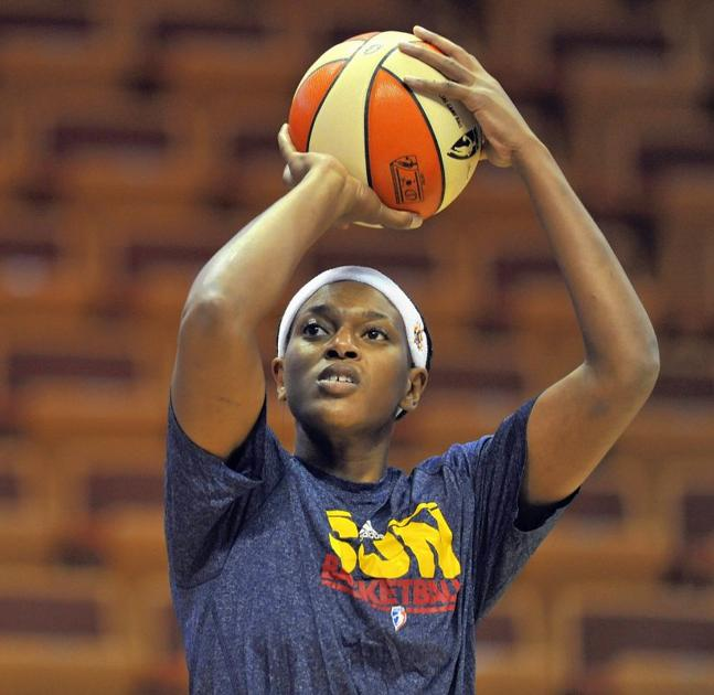 Ex-UConn star Jones learning ropes as coach in WNBA