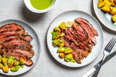 Flank steak of your dreams