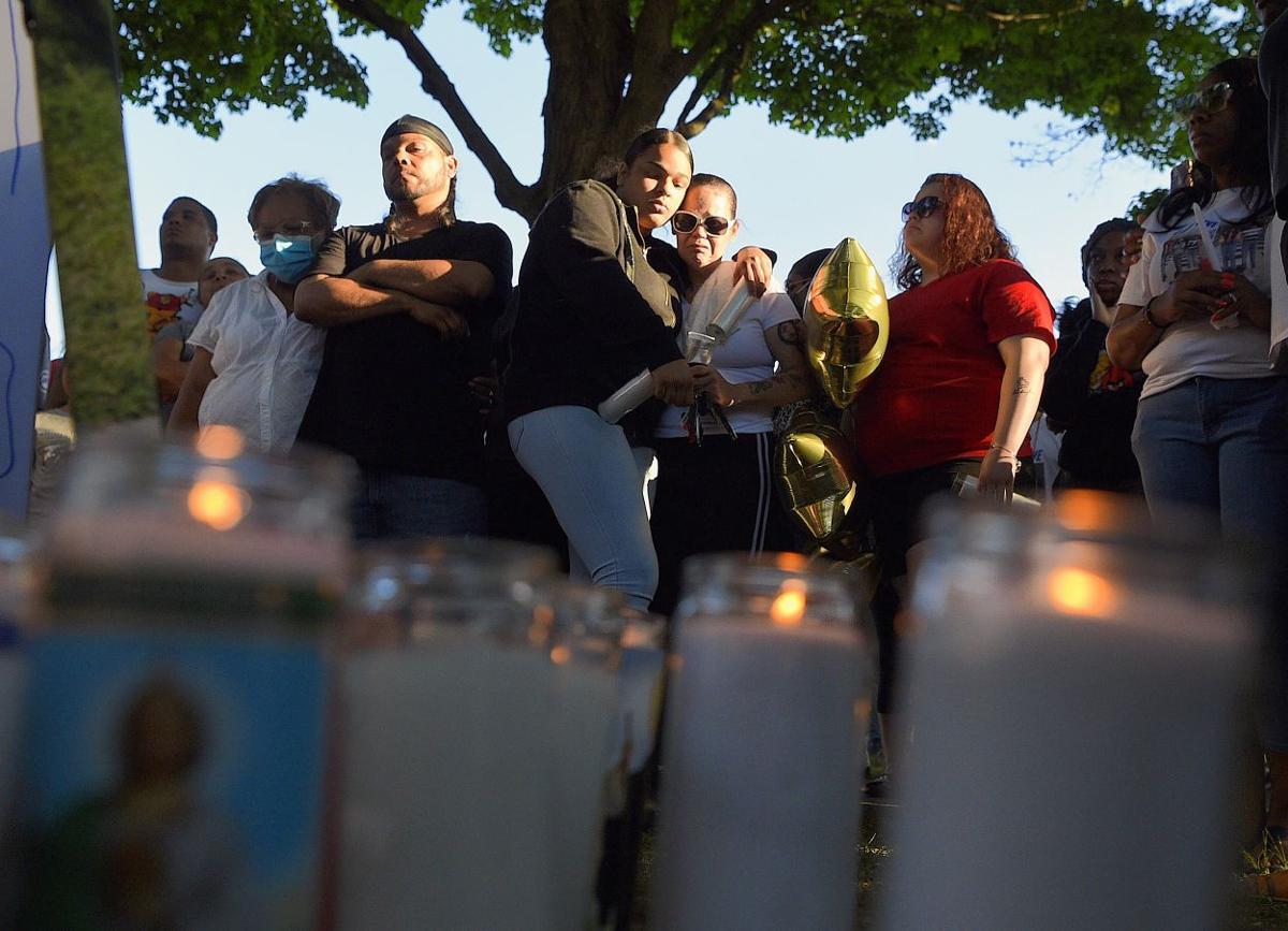 Vigil for Elijah Ortega