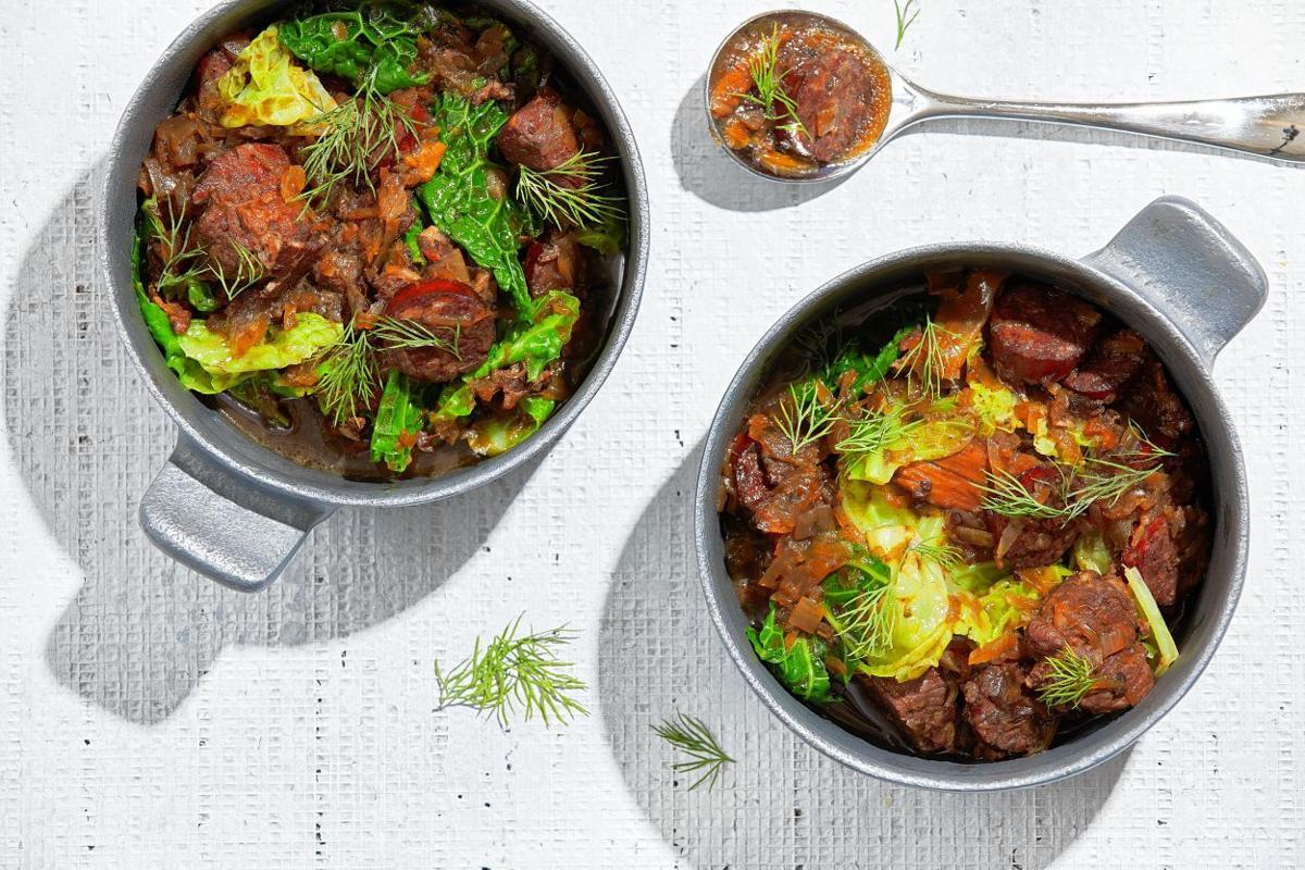 Antoni Porowski's New-Style Polish Hunter Stew
