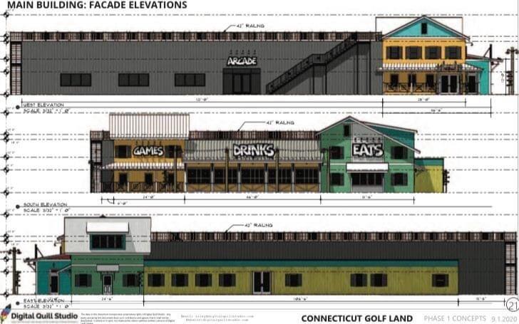 File CT Golf Land plans
