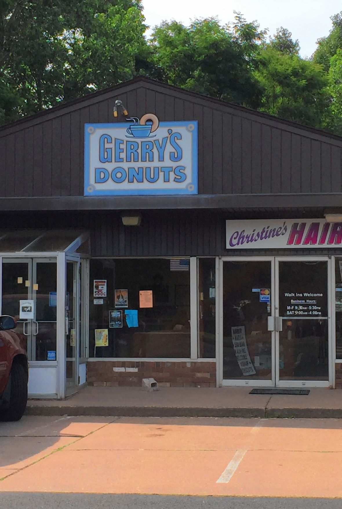 Gerry's Donuts