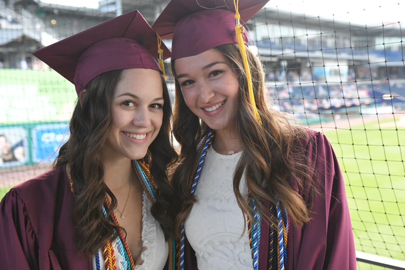 South Windsor High School Graduation