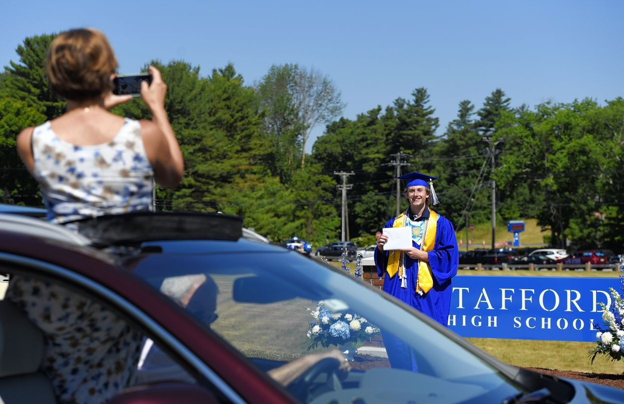 Stafford graduation 2