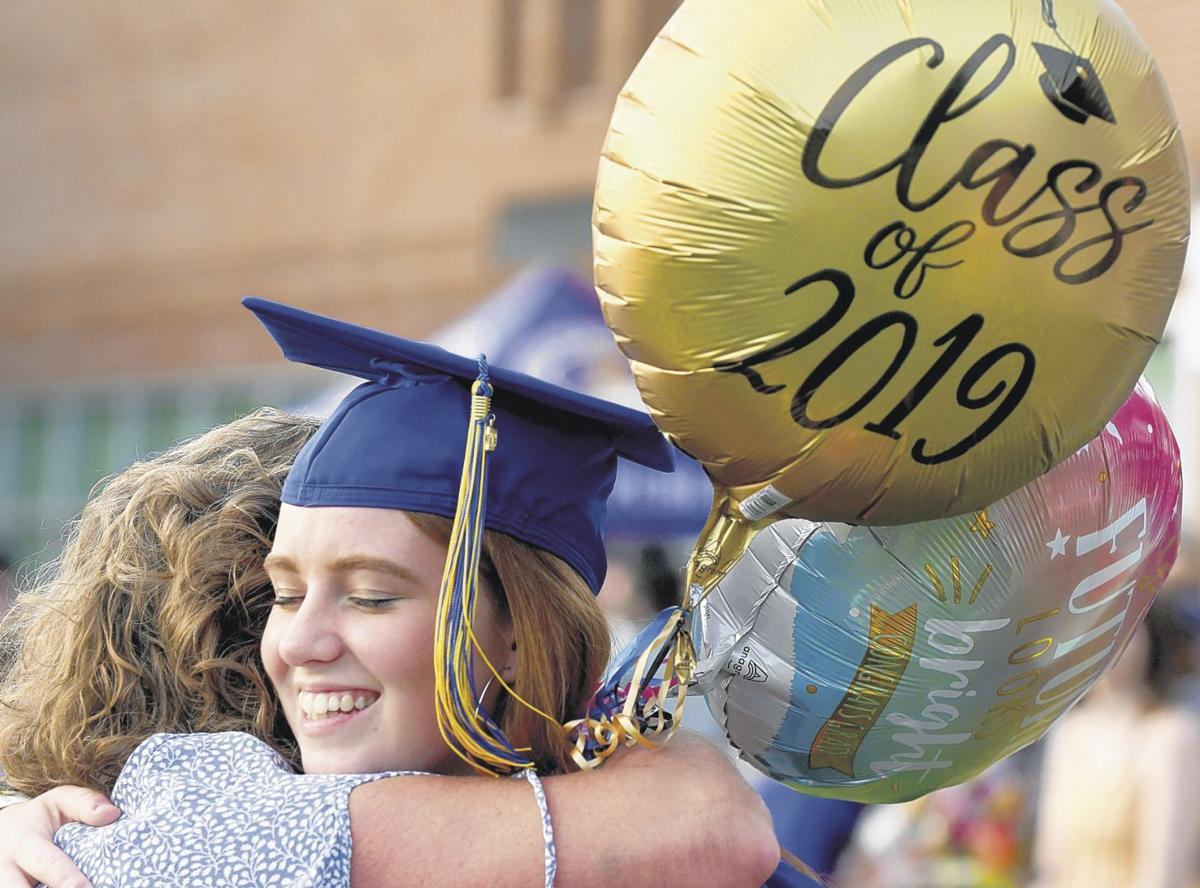 RHS graduation 2