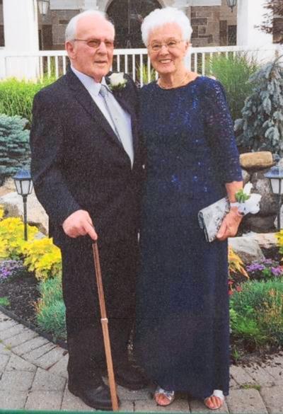 Raymond and Janet Flaherty