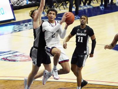 Providence UConn Basketball