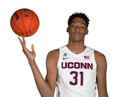 Brown-Ferguson brings imposing presence to UConn