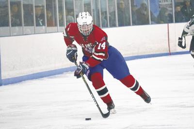 Abrey set to lead reunited E.O. Smith/Tolland hockey