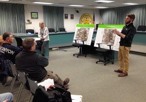 Solar farm plans discussed