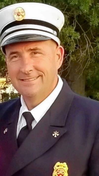 Deputy EMS Chief Donald J. Figiela